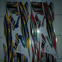 striping variasi jupiter z 2000-2009 burhan grafiklook