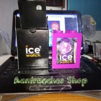 Jual Jam Tangan Ice Watch Ungu (Original) + ( Bonus Voucher Metro )