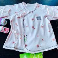 baju bayi baju baby baju anak atasan kimono pink flower