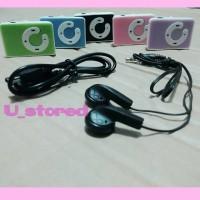 MP3 mini portable clip FDT musik Pink hitam hijau biru ungu murah