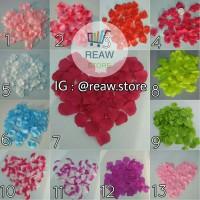 Rose Petals / Kelopak Bunga Per Pack