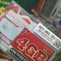 Telkomsel Kuota 4GB Full aLL Jaringan 3G/4G