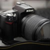 Nikon D90 + Nikkor 18-105mm Fullset