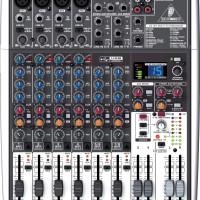 Behringer Xenyx 1204USB Premium 12-Input 2/2-Bus Mixe