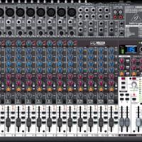 Behringer Xenyx X2222USB Premium 22-Input 2/2-Bus Mixer