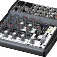 harga Behringer Xenyx 1002fx Premium 10-input 2-bus Mixer With Xenyx Tokopedia.com