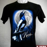 harga Kaos Burung Kacer Full Moon Ukuran Xxl Tokopedia.com