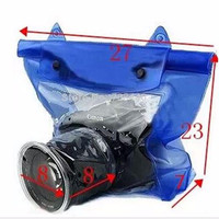 DSLR camera tas anti air case waterproof bag underwater for photografi