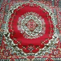 SHAFIRA 033 merah hati,uk sedang 160 x 210/ambal/karpet klasik biasa