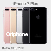 Jual [iP7+] iPhone 128GB 7 Plus Rose Garansi Apple 1 Tahun Murah