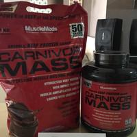 Jual musclemeds carnivor mass 10lbs Murah