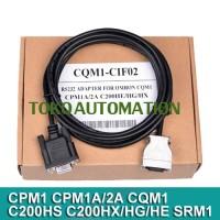 Omron RS232 CQM1-CIF02 CQM1CIF02 Cable CPM1A CPM2A CPM1 CQM1 PD26
