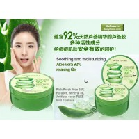 Jual Nature Republic 92% Aloe Vera Soothing Gel Body Lotion Murah