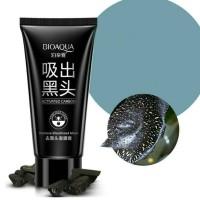 bioaqua black mask masker carbon coral blackhead komedo