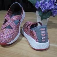 harga Sepatu Anak / Slip On / Import Korea - Pink Tokopedia.com