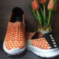 harga Sepatu Anak / Slip On / Import Korea - Orange Tokopedia.com