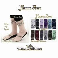 Jual kaos kaki jempol motif henna zorra Murah