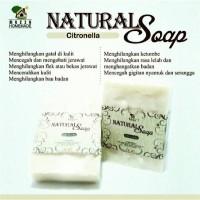 Natural soap / sabun homemade / sabu natural citronella / sabun sereh