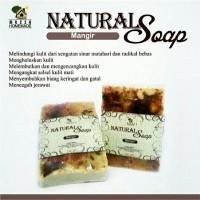 Natural soap / homemade soap / sabun alami / sabun mangir