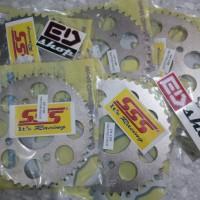 harga Gear Gir Sss 46 ~ 50 Belakang Cbr 150 Cb150 Megapro Verza Tiger Tokopedia.com
