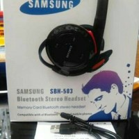 Headset Earphone Bloetooth Samsung BH-503 Original
