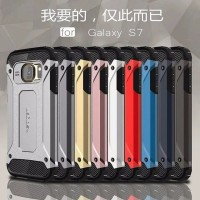 Spigen Iron BackCase Cover Samsung Galaxy V2 Casing Hp