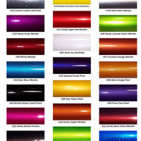 cat mobil / duco OPLOS warna mutiara / pearl / lembayung 250gr semi PU
