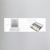Jual [termurah] Winsor & Newton Professional Water Colour Metal 24 Half Pan Murah