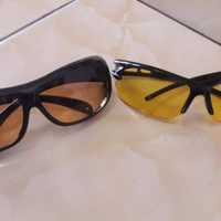 Jual [termurah] Kacamata HD Night View Paket ( isi 2 ) Murah