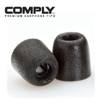Comply Foam Tips T/TS/S-500 (1 Pair, Size M)