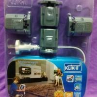 Jual Klik-It Kabel 10 mtr Non Switch KL10N2 Murah