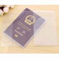 Jual Transparant Passport cover Murah