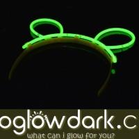 Bando Fosfor | Bando Glow Stick Fosfor | Glow Bunny Ears