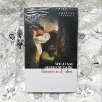 NOVEL INGGRIS Romeo And Juliet - William Shakespeare