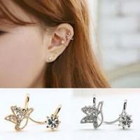 anting jepit | ear clip | ear cuff