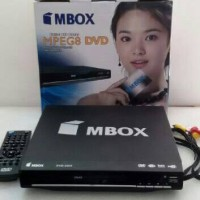 DVD Player Mini Mbox