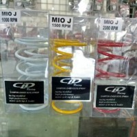 CLD CVT Spring / Per CVT Racing 1000, 1500, 2000 RPM Mio, Beat