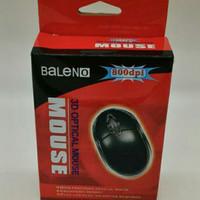 mouse kabel usb baleno murah cable