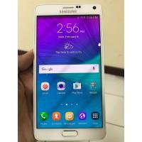 Samsung Galaxy Note 4 32gb white SECOND SEIN BINTANG 3 GARANSI 1 BULAN