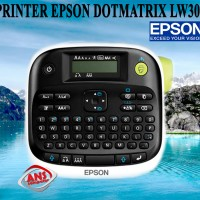 PRINTER EPSON DOT MATRIX LW300