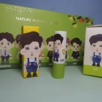 Exo Nature republic lip balm versi lay