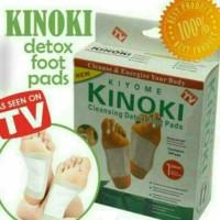 Kinoki Detox White / kinoki putih koyo penyerap racun