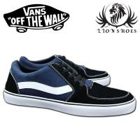 Sepatu pria Vans Skate Biru Navy