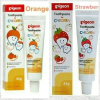 Pigeon Toothpaste / Pasta Gigi Bayi dan Anak
