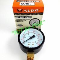 Pressure Gauge Oilles Aldo