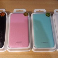 Jual Power Bank Veger 25000mah super slim bisa 6x cash iphone 5 dan android Murah