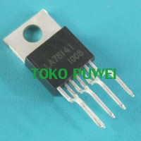 LA78141 Vertical deflection output IC for Color TV TO-220/7 BC38