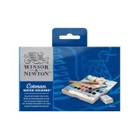 Jual COTMAN Water Colours Deluxe Sketchers' Pocket Box Murah