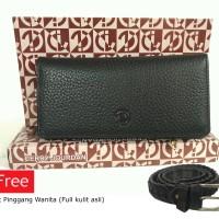Dompet Kulit Wanita Cerry Jourdan Original CJ1-698 ( Bonus Spesial)