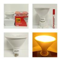 DUTRON Lampu LED 13W PAR 38 E27 2700K (KUNING)
